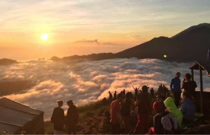 Batur Sunrise Hiking