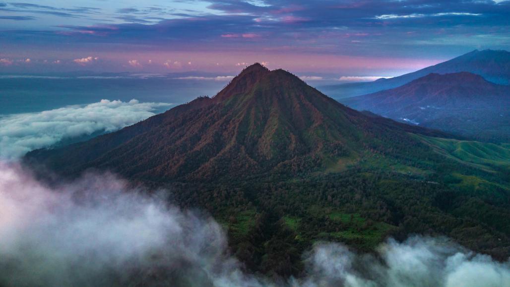 Ijen Mountain