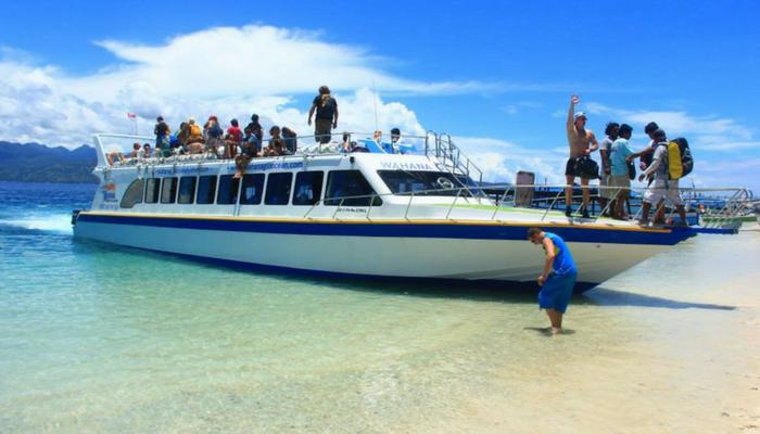 Gili Trawangan Boat Transfer