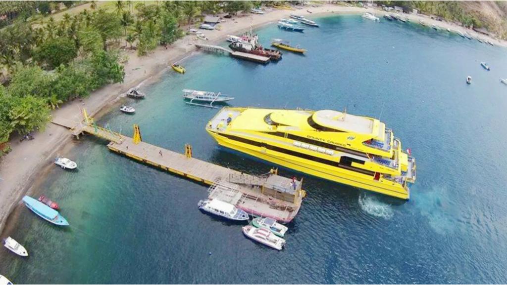 Bounty Cruise Pontoon