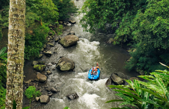 Ubud Rafting Bali