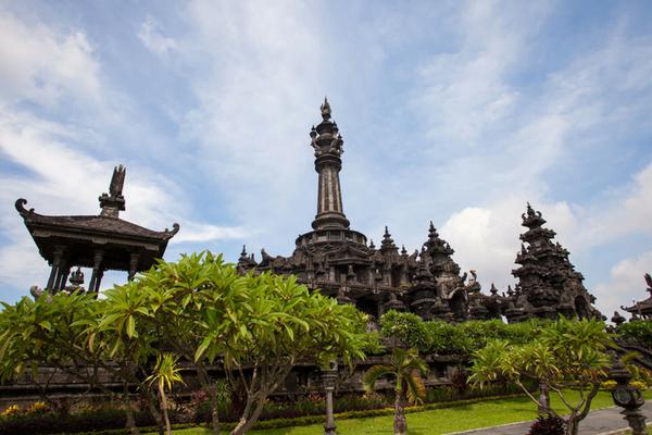 Bajra Sandi Monument Bali
