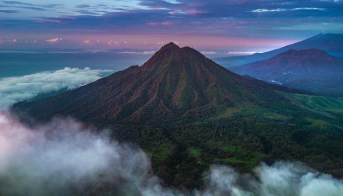 Ijen Mountain East Java Island