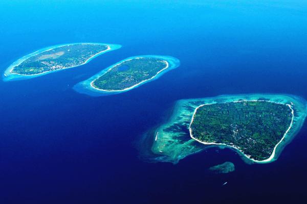 Gili islands lombok