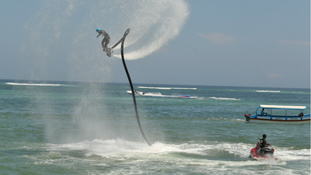 flyboard bali watersport