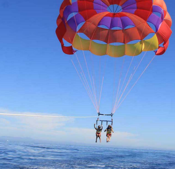 adventure parasailing